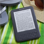 My Kindle and the library
