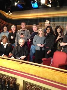 Ebert Presents Staff Photo 2011