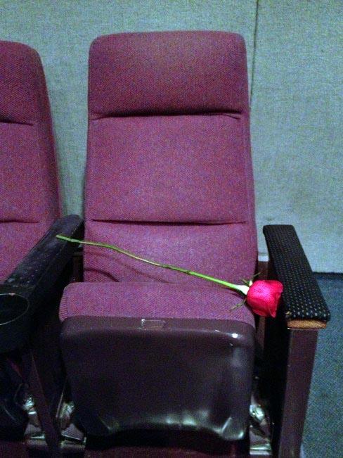 Roger's Empty Seat