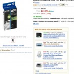 Amazon.com and Printers