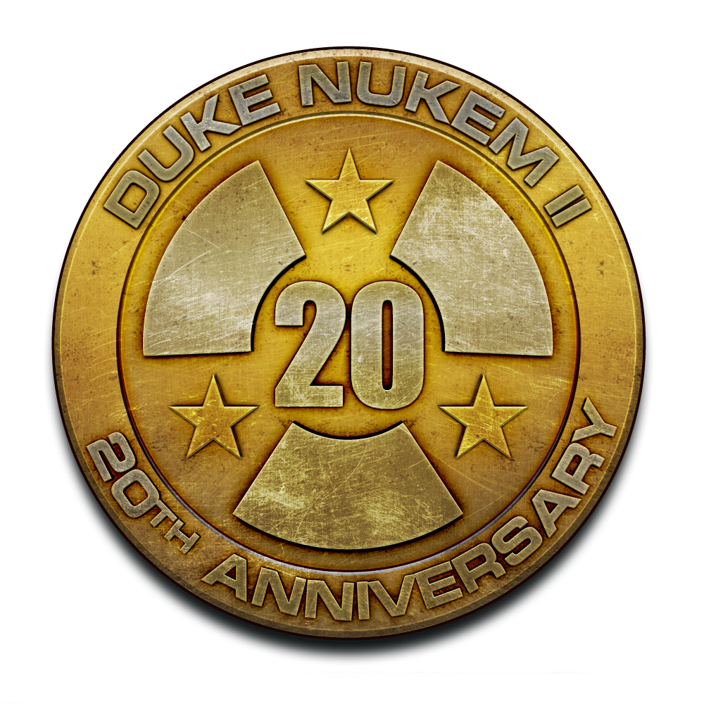 Duke Nukem II 20th Anniv