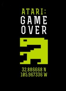 Atari Game Over Logo