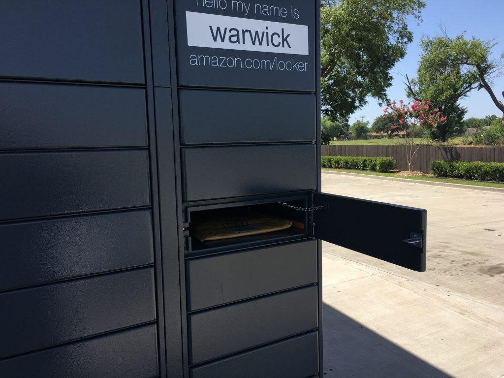 Amazon Locker 2
