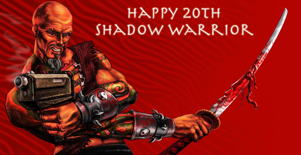 Shadow Warrior Turns 20